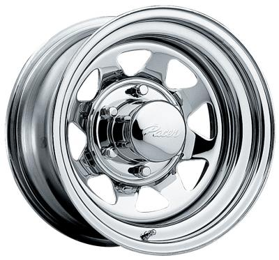 315C Chrome Spoke Tires